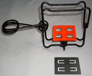 Installed Barkers Body Grip Pan - Trap Sold Separate