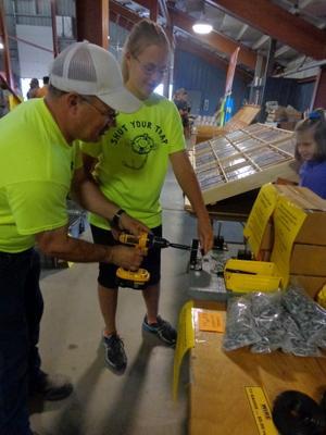 G-3 Snare Swivel Tool Demonstration