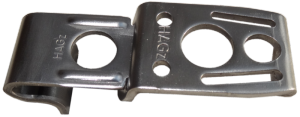 HAGz Spring Clip XL and HAGz Bracket (Sold Separate)