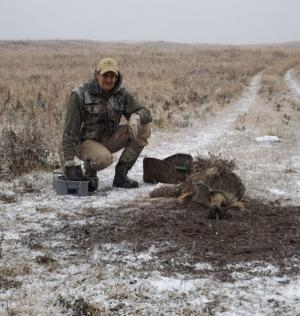 Mark June - Coyote Catch.