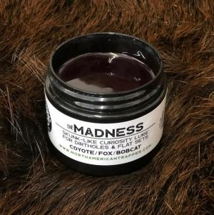 The Madness - Open Jar Showing Contents.