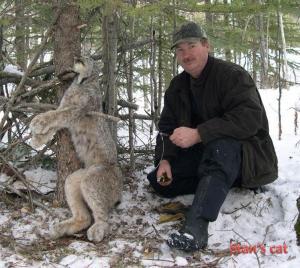Lynx Gland - Stan Forsyth