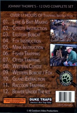 DVD Set - Back Cover