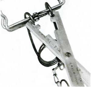 Use to set Body Grip Traps.