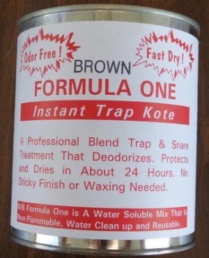Formula One Trap Dip - Brown  (quart)