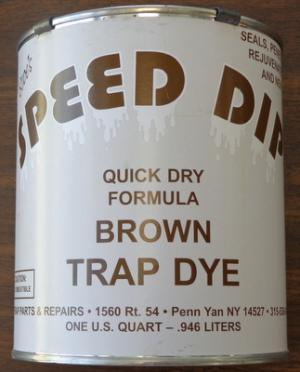 Andy Stoe's Speed Dip - Brown  (quart)