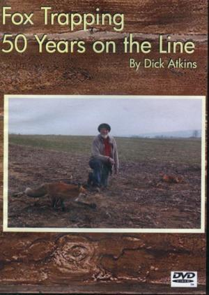 Atkins - Fox Trapping 50 Years on the Line