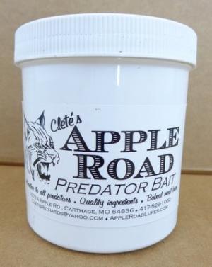 Clete's Apple Road Predator Bait
