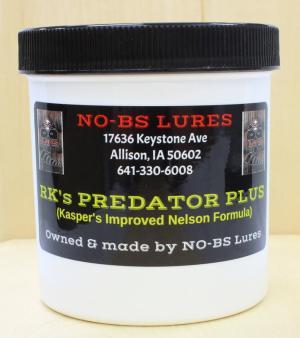 RK's Predator Plus Bait - Pint