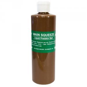 Blackie - Main Squeeze Liquid Predator Bait (Pint)