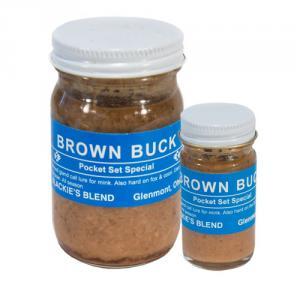 Blackie - Brown Buck  (1 Oz )