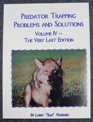 Pedersen - Predator Trapping Problems & Solutions - Vol IV