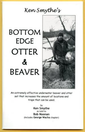Smythe - Bottom Edge Otter And Beaver - Book by Ken Smythe