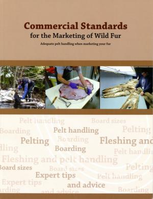 Book - Commercial Standards for the Marketing of Wild Fur