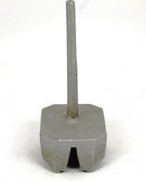 Aluminum Trapper's Cap - Capper - Model 2