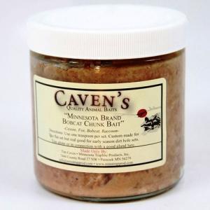 Caven - Minnesota Brand Bobcat Chunk Bait (16 oz Jar)