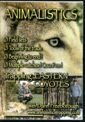 Freeborough - Animalistics - Trapping Eastern Coyotes - by Darin Freeborough