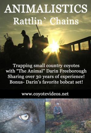 Freeborough - Animalistics - Rattlin' Chains - by Darin Freeborough