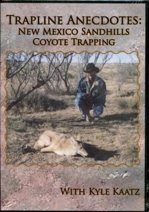 Kaatz - New Mexico Sandhills Coyote Trapping - by Kyle Kaatz