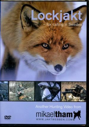 Lockjakt Fox Calling In Sweden (dvd)