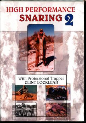 Locklear - High Performance Snaring - Vol 2 - by Clint Locklear