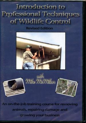 McMillan - Intro to Professional Techniques of Wildlife Control - by Mike McMillan