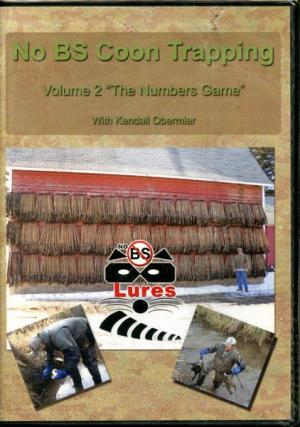 Obermier - No BS Coon Trapping - Vol 2 - The Numbers Game - with Kendall Obermier