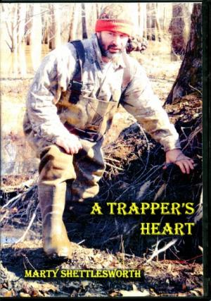 Shettlesworth - A Trapper's Heart - by Marty Shettlesworth