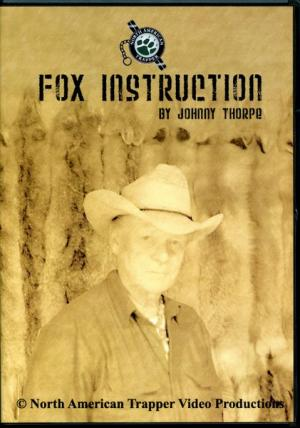 Thorpe - Fox Instruction - by Johnny Thorpe