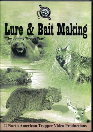 Thorpe - Lure & Bait Making - by Johnny Thorpe