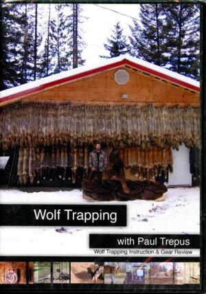 Trepus - Wolf Trapping - with Paul Trepus