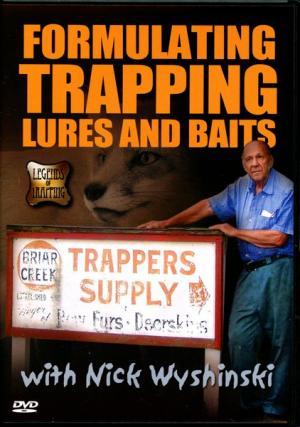 Wyshinski - Formulating Trapping Lures And Baits - with Nick Wyshinski