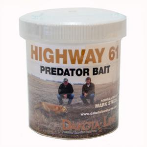 Dakotaline (Mark Steck) - Highway 61 Predator Bait (pint)