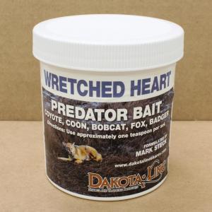 Dakotaline - Wretched Heart Predator Bait (pint)