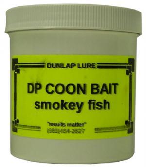 Dunlap - DP Coon Bait - Smokey Fish - Pint