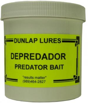 Dunlap - DePredator Predator Bait - Pint