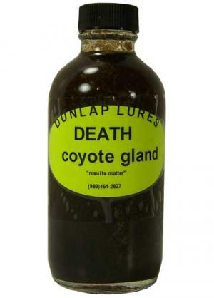 Dunlap - Death Coyote Gland Lure