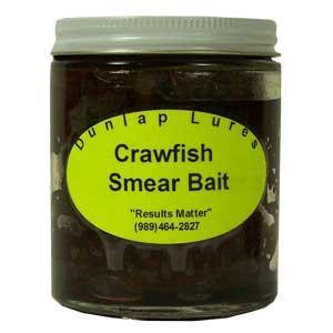 Dunlap - Smear Bait - Crawfish - 6 oz
