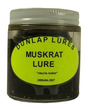 Dunlap - Muskrat Lure