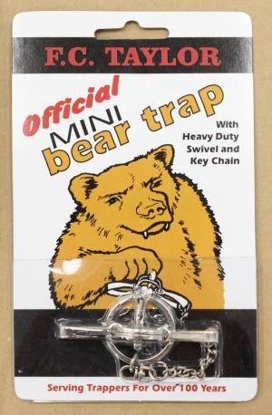 Mini Bear Trap - Novelty
