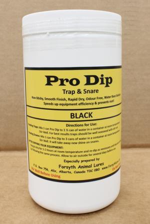 Forsyth Pro Dip - Black