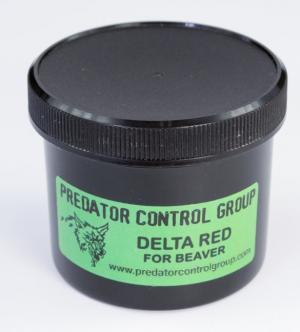 Predator Control Group - Delta Red Beaver Lure (2 oz)