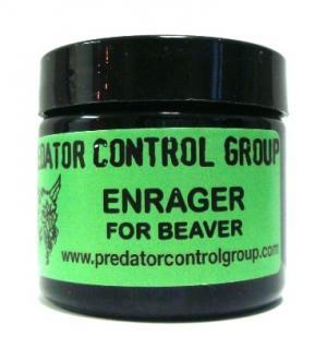 Predator Control Group - Enrager Beaver Lure  (2 Oz )