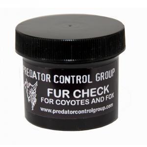 Predator Control Group - Fur Check  (2 Oz )