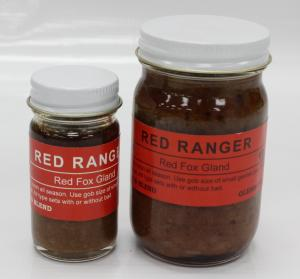 Blackie - Red Ranger  (1 Oz )