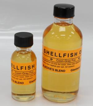 Blackie - Shellfish Oil  (1 Oz )