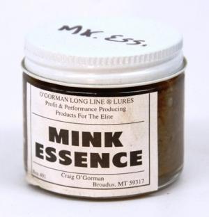 O'Gorman Lure - Mink Essence  (2 Oz )