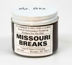 O'Gorman Lure - Missouri Breaks  (2 Oz )