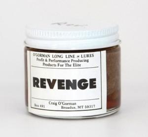 O'Gorman Lure - Revenge  (2 Oz )
