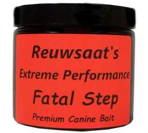 Reuwsaat Bait - Fatal Step Premium Canine Bait